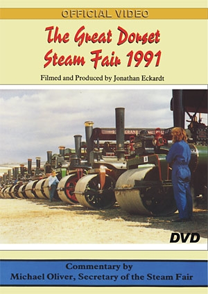 The Great Dorset Steam Fair 1991 DVD